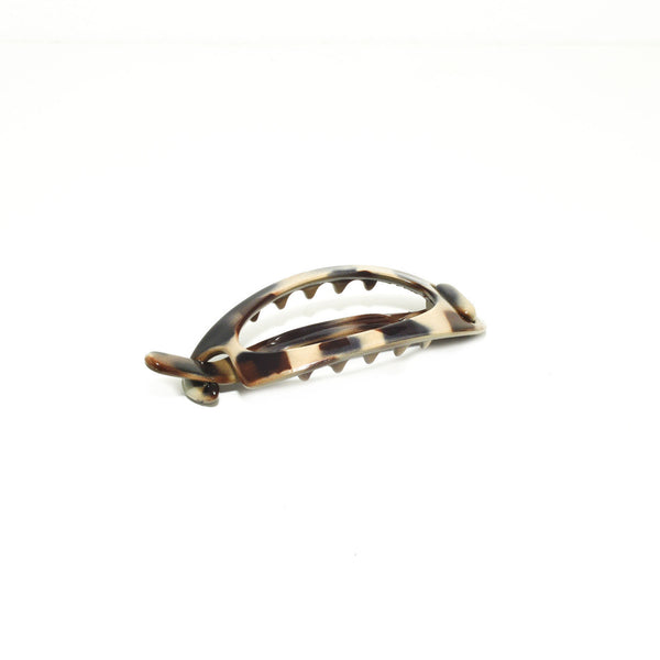Hair Clip Oval M 99 - Made In France