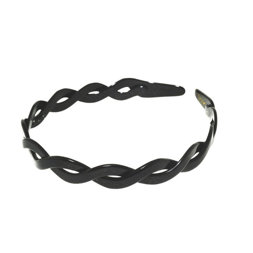 Alice Band Twist Bk - Hand Made In France