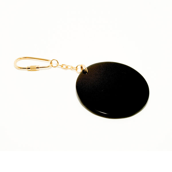 Keyring Bk - Hand Made In France