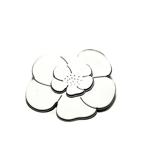 Broche Camelia M Ww - Parismodeshop