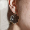 Camellia Stud Earrings