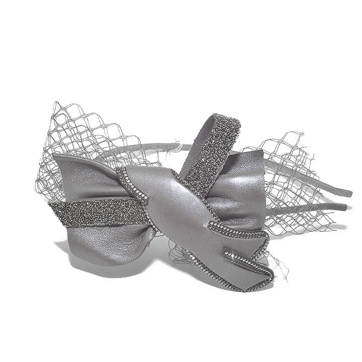 Crystal Daiquiri  Alice Band Grey