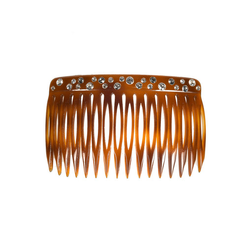 Side Comb 16 M Strass T