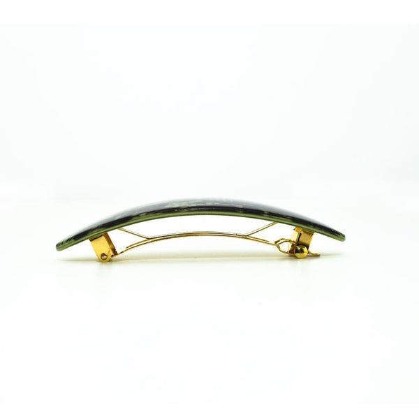 Hair Clip Rect. L Dl - Hand Made In France