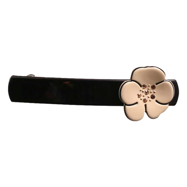 Hair Clip Camelia Topaz Small - Parismodeshop