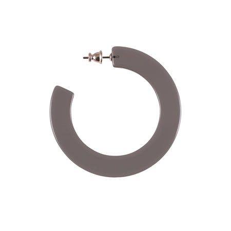 Haricot Medium Earrings Matte