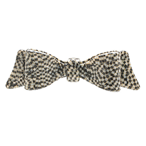 Hair Clip Double Bow Large