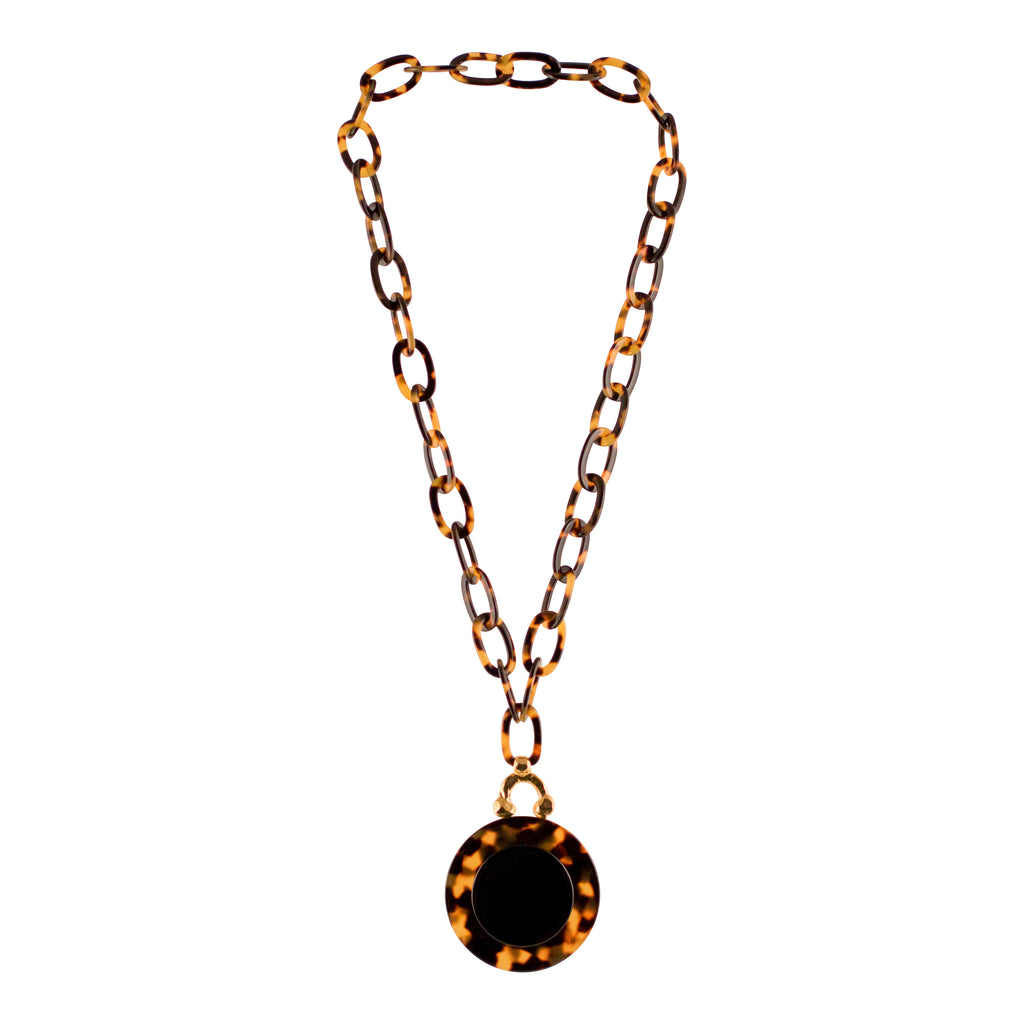 Medallion Necklace - Parismodeshop