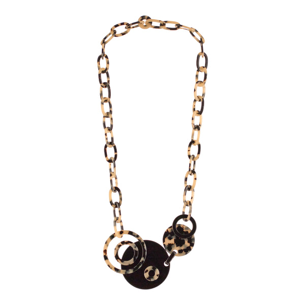 Art Deco Necklace Lt - Parismodeshop