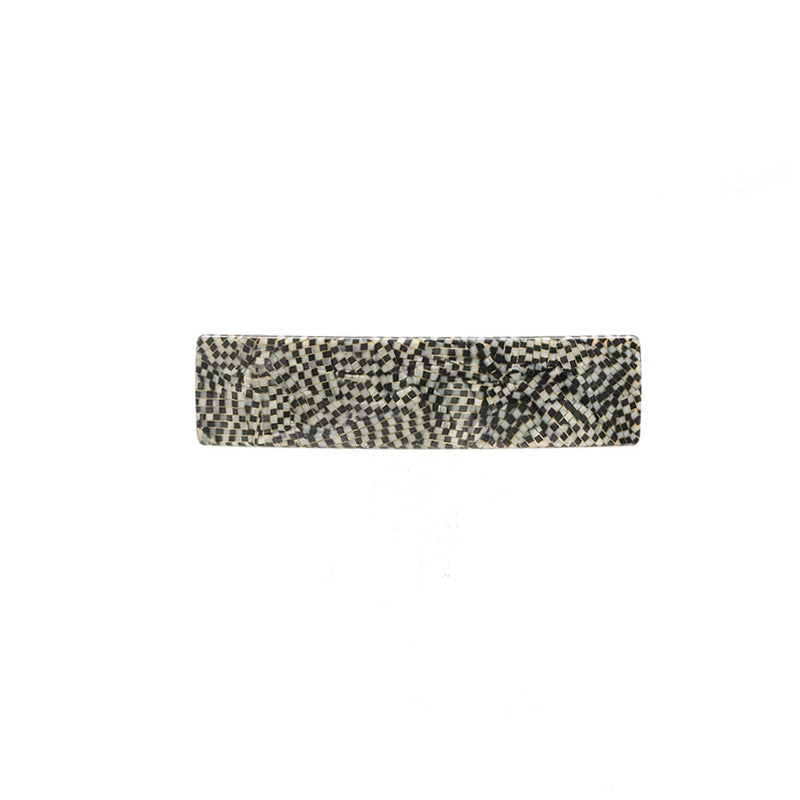 Hair Clip Rectangle Small - Parismodeshop
