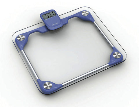 Electronic Infrared Bathroom Scale Blue - EB9121-12