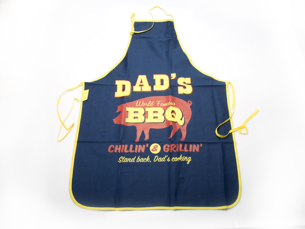 Apron for Dad BBQ