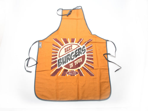 Burger Apron for dad