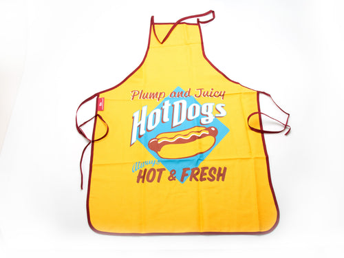 Hot Dog Apron for Dad
