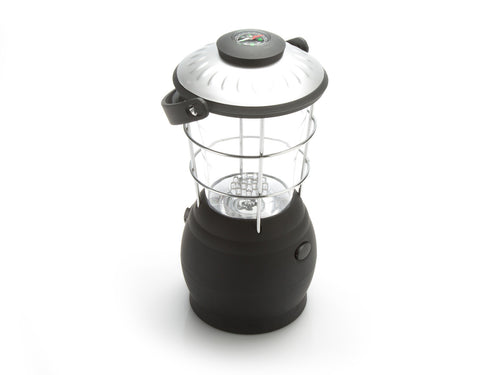 Redcliffs Camping Lantern with Dynamo 12xLED Crank Handle to charge