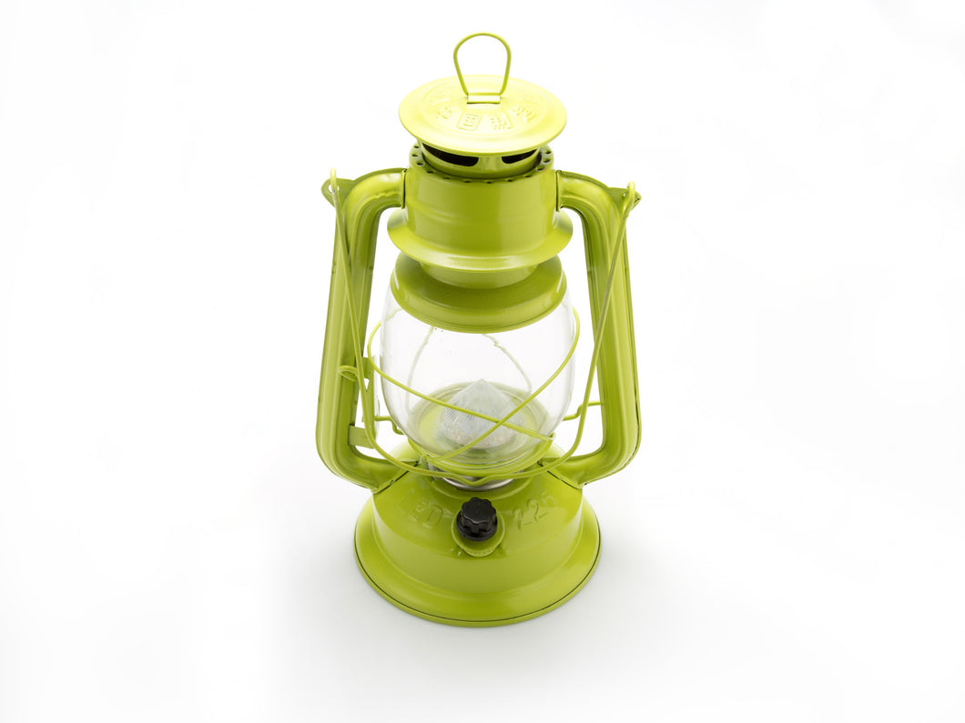 Redcliff's Lantern 16LED Light metal - Green