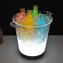Crystal Aire Ice Bucket with LED lights