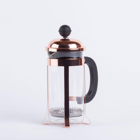 Bakır Parlak French Press
