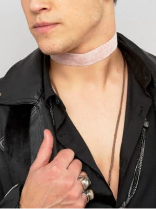 Men's Choker Are Trending Up!
