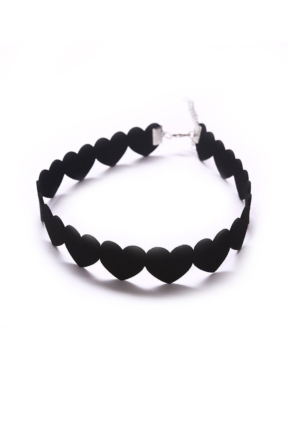 Love Heart Choker - Ciduire