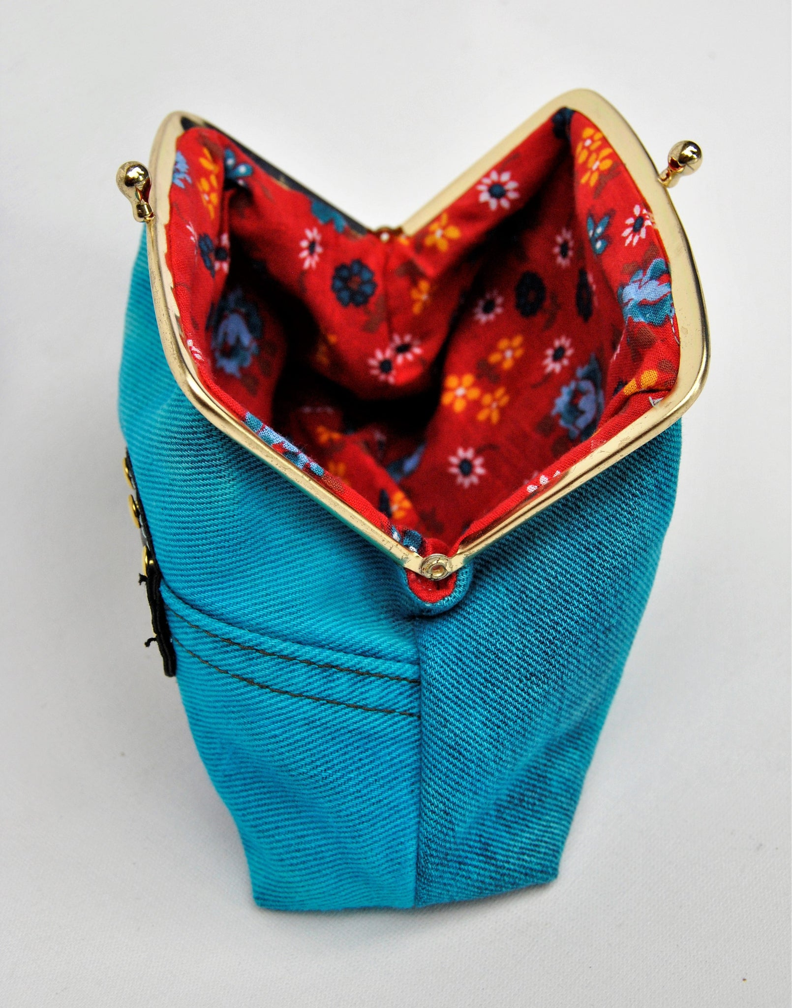 Heartbeat purse