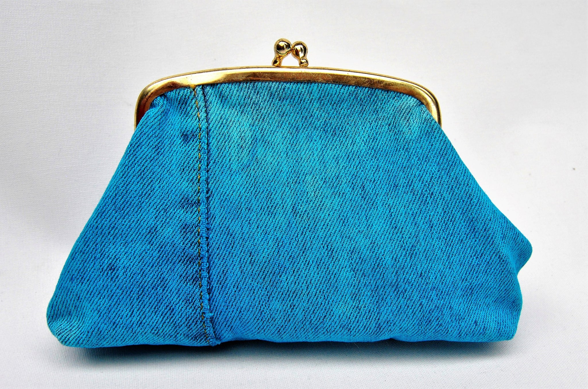 Turquoise purse