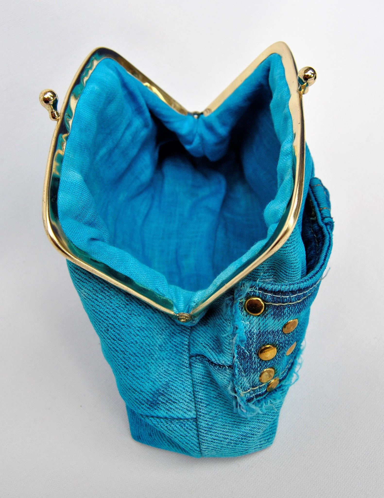 Turquoise purse vol 2