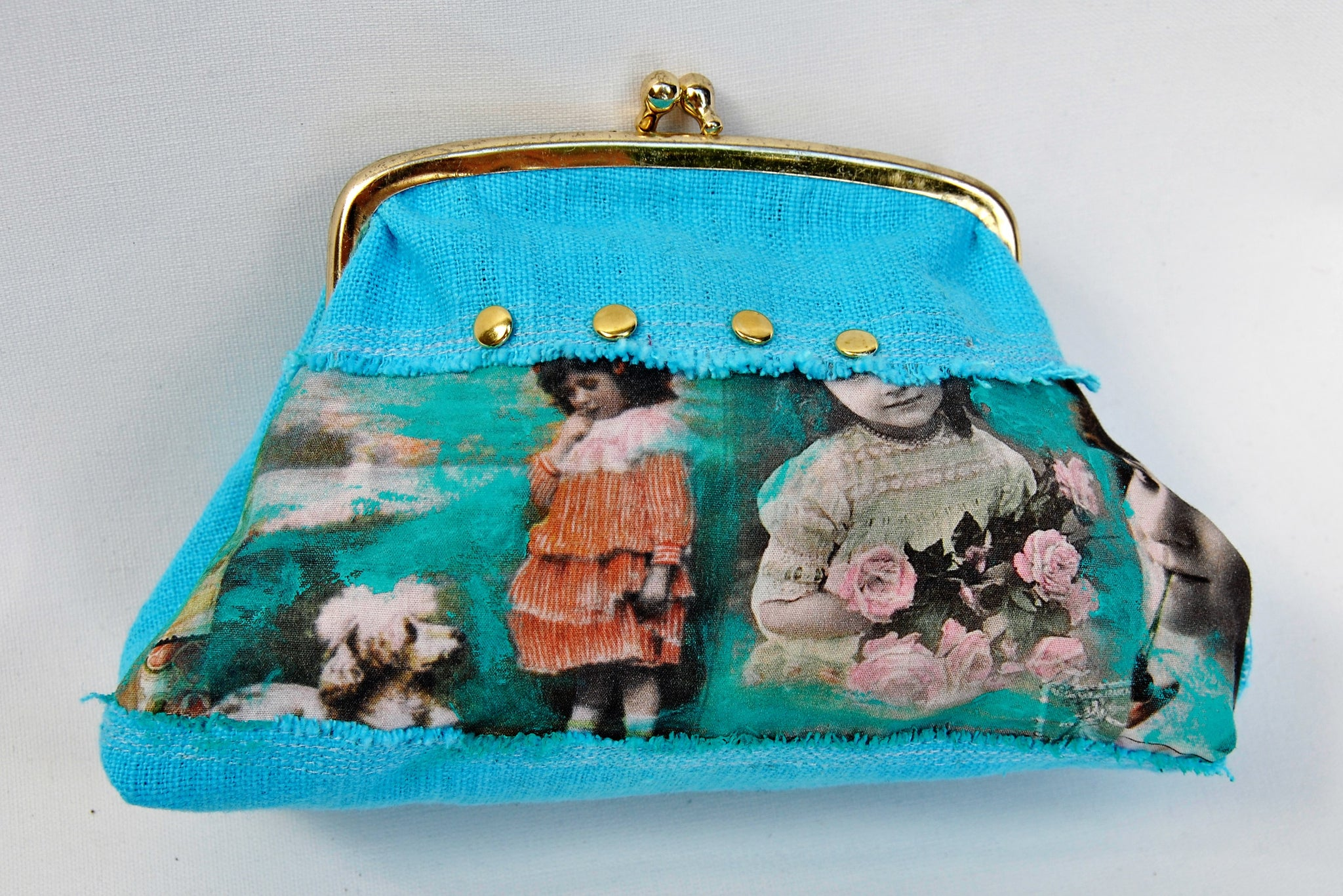 My little poodle purse