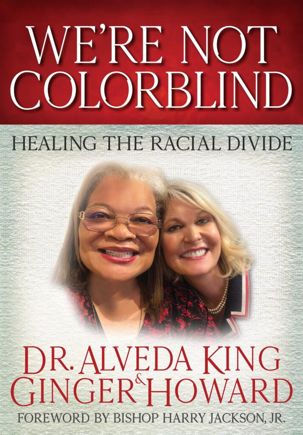 We're Not Colorblind Paperback