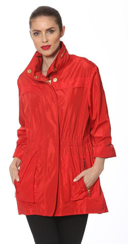 Tafani Rain Jacket - More Colors Available