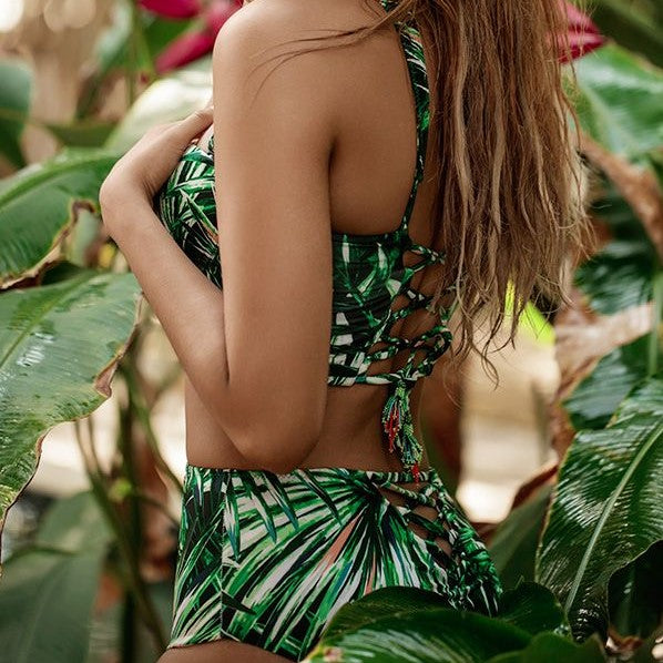 Caribbean Rainforest Bikini