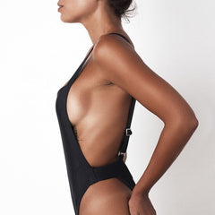 Backless Sling One Piece