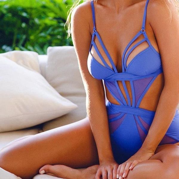 Paola Mesh One Piece