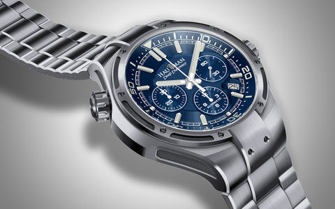 New Deep Discovery Divers Chronograph