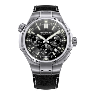 DIVERS CHRONOGRAPH Black-Pearl DD.DC.111