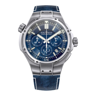 DIVERS CHRONOGRAPH Blue-Pearl DD.DC.105