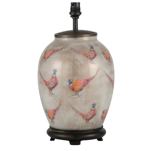 Jenny Worrall Pheasant Table Lamp Base Lighting Jenny Worrall