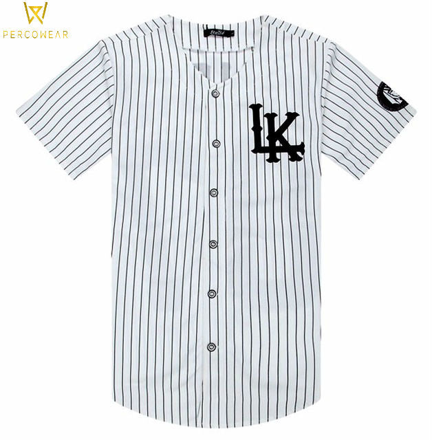 Kingin Baseball Shirt - PercoWear