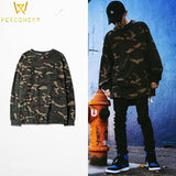 Long Camouflage Shirt - PercoWear