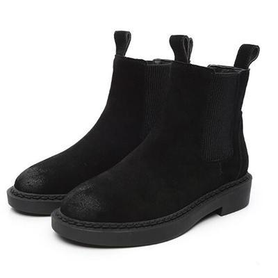 Genuine Leather Chelsea Boots - PercoWear