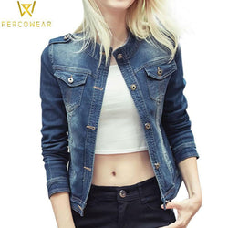 Vintage Denim Jacket - PercoWear