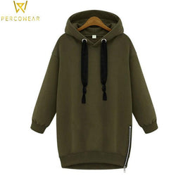 Hoodies & Sweatshirts Oversized Zipper Hoodie In My Closet Store