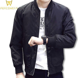 Casual Bomber Jacket - PercoWear