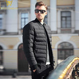 Thick Quilted Cotton Padded Parka - PercoWear