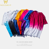 T-Shirts Hip Hop Dip Dye T-Shirt Fangfei Lodge Store