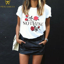 Nothing Graphic Tee - PercoWear