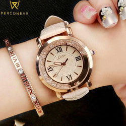Diamond and Rhinestone Watch - PercoWear