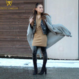 Ruffle Winter Turndown Jacket - PercoWear