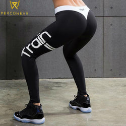 Black Sport Leggings - PercoWear