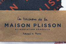 torchons carte france made in beau motifs maison plisson
